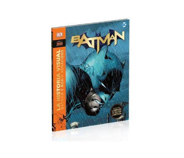 Batman y Robín renacidos 2000