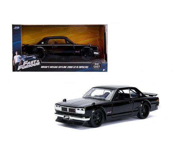 Brian´s Nissan Skyline 2000 GT-R (KPGC10)