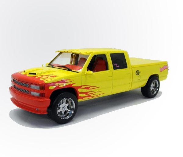 Custom Crew Cab., 1997 - Kill Bill