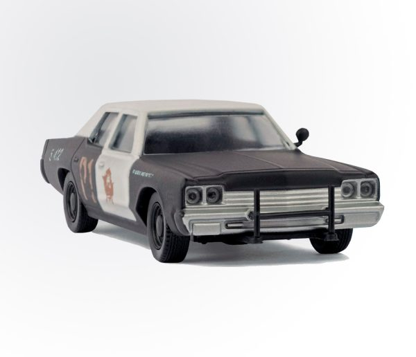 Dodge Monaco Police Car, 1974 - The Blues Brothers