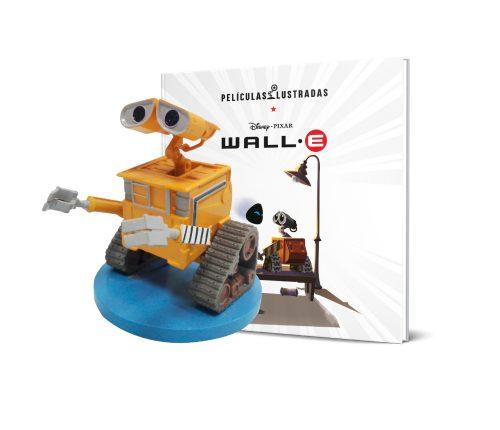 Wall-E + Libro