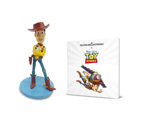 Woody + Libro